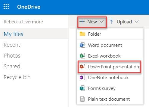 Saving PowerPoint Presentations as Images